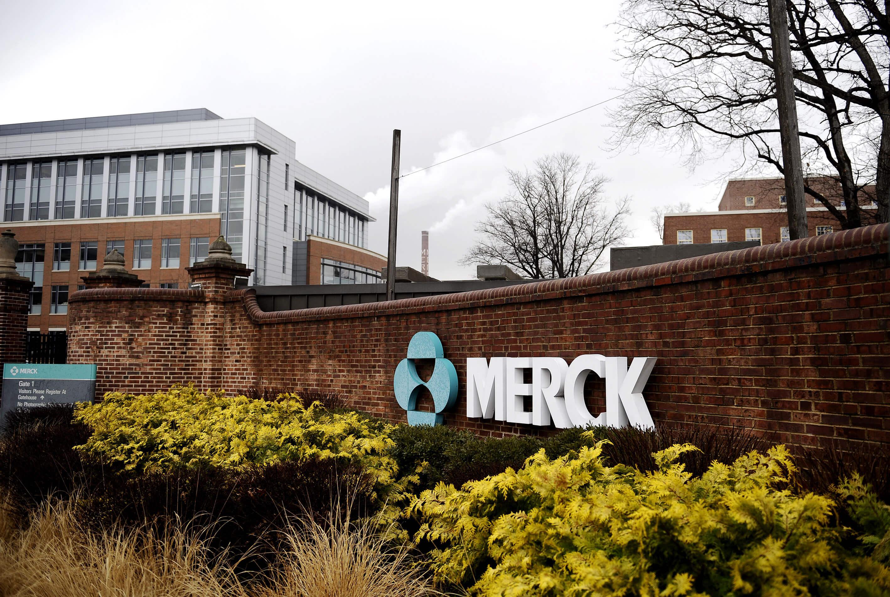 Merck building
