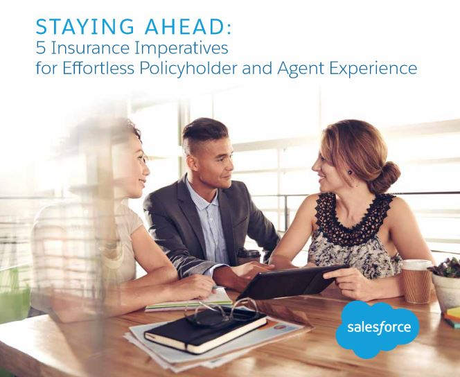 Insurance ebook: Staying Ahead 5 Insurance Imperatives