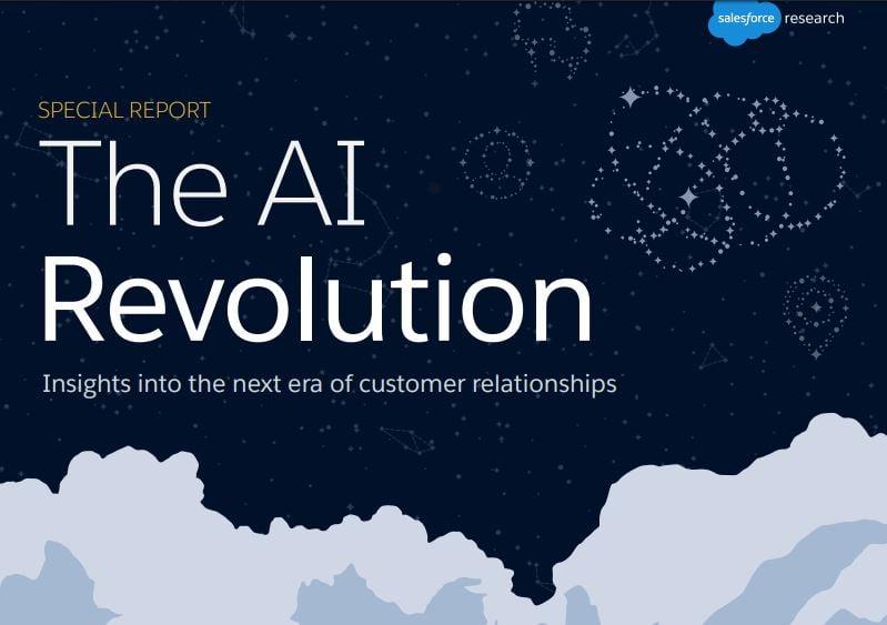 Salesforce AI Revolution report