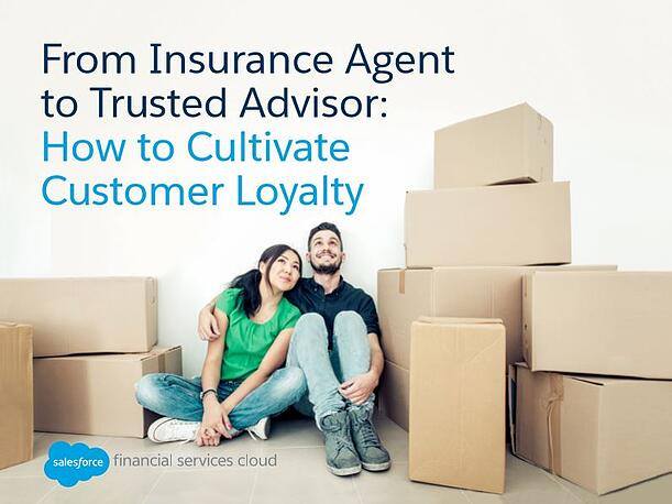 Salesforce Insurance Agent To Trusted Advisor ebook