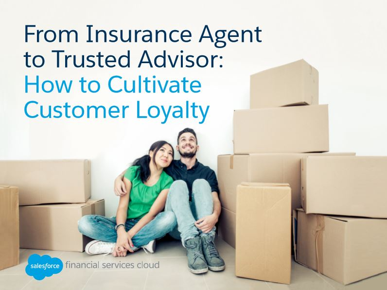 From insurance agent to trusted advisor ebook