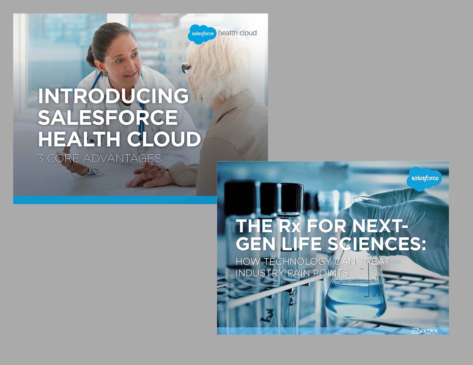 Healthcloud and Life sciences solutions