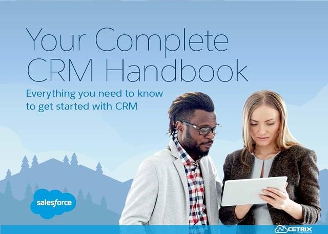 SFDC Complete CRM Handbook
