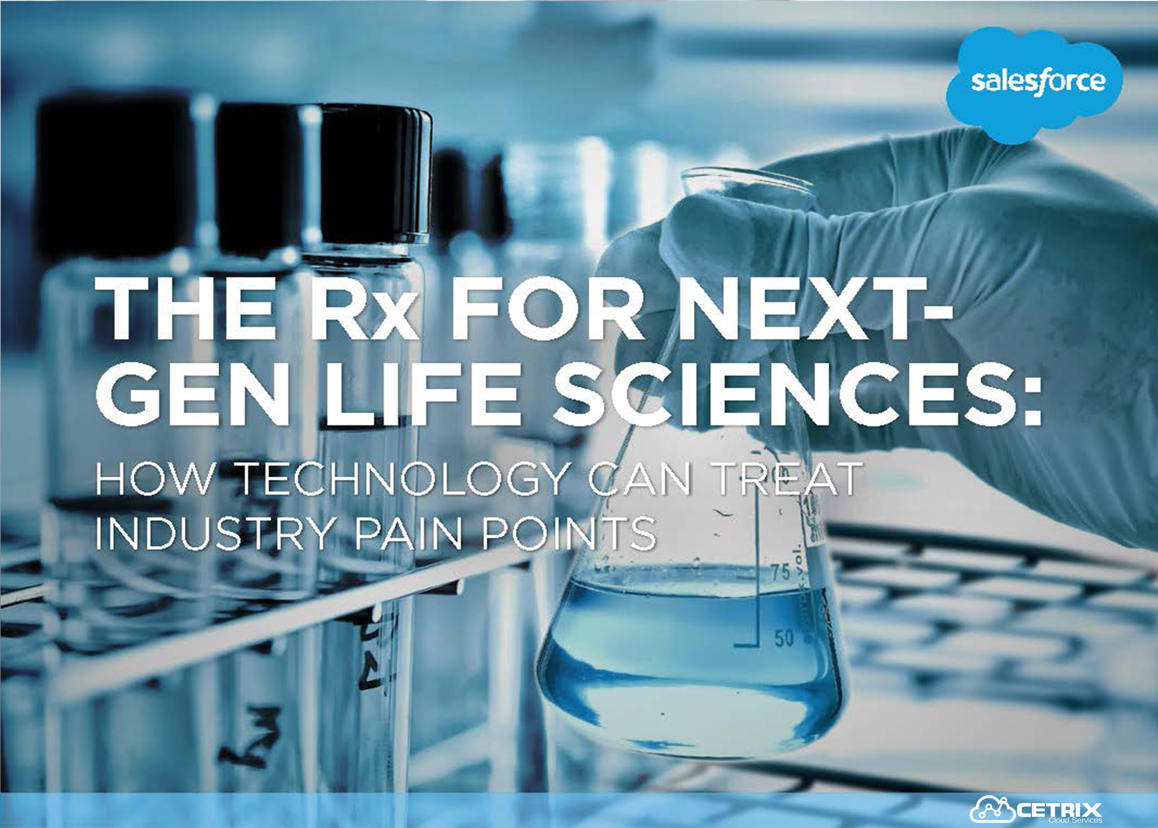 The Rx for next generation of life sciences