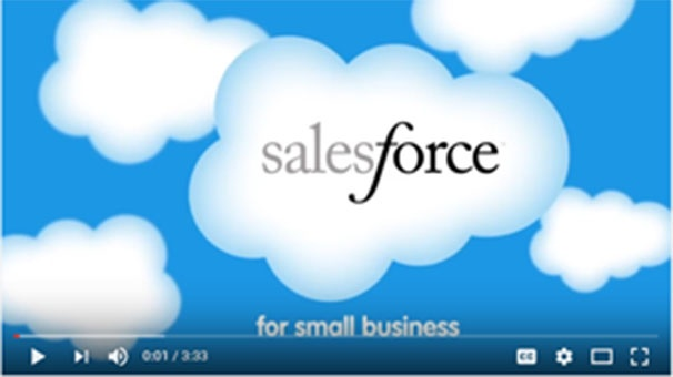 Salesforce For Small Business - Cetrix Cloud Services