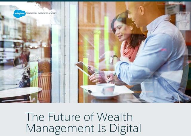 Salesforce future of wealth management