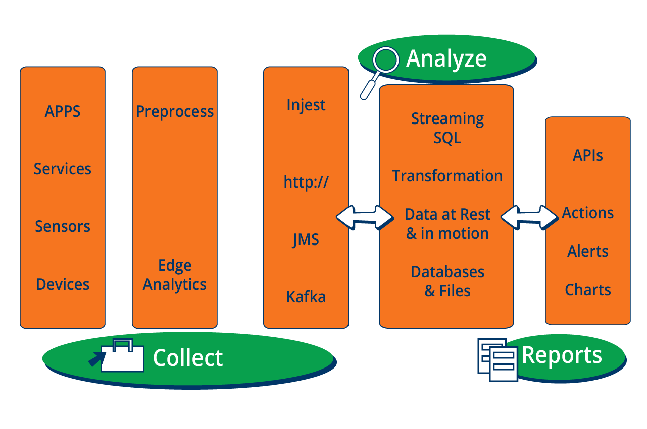 Analyze Report Collect