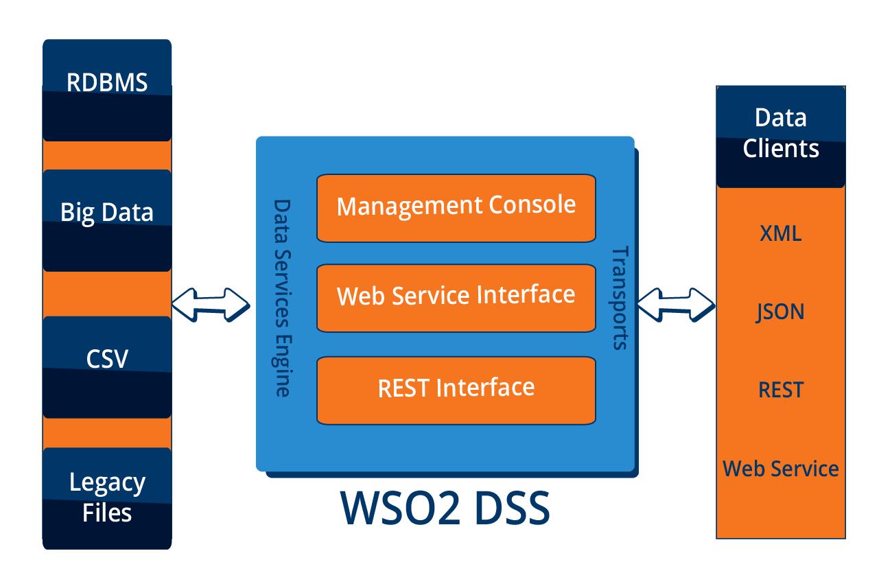 WSO2 DSS