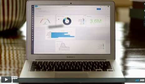 Watch video on Salesforce Financial Services Cloud