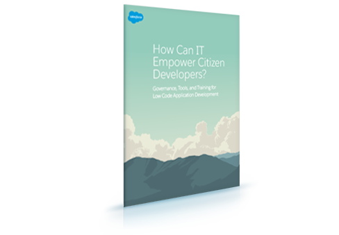 How Can IT Empower Citizen Developers