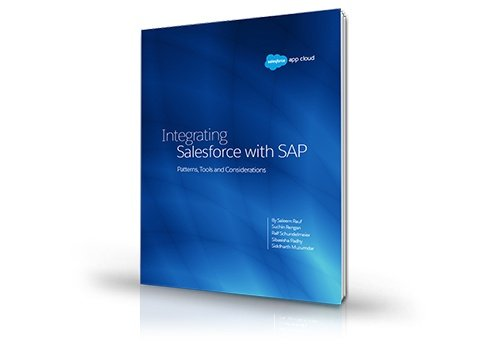 Integrating Salesforce with SAP Patterns, Tools, and Considerations
