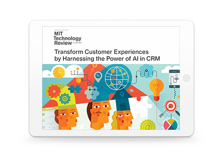 Transform Customer Experiences by Harnessing the Power of AI in CRM
