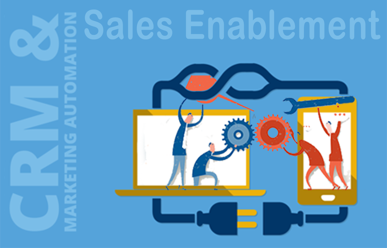 Salesforce sales and marketing alignment in integration scenarios