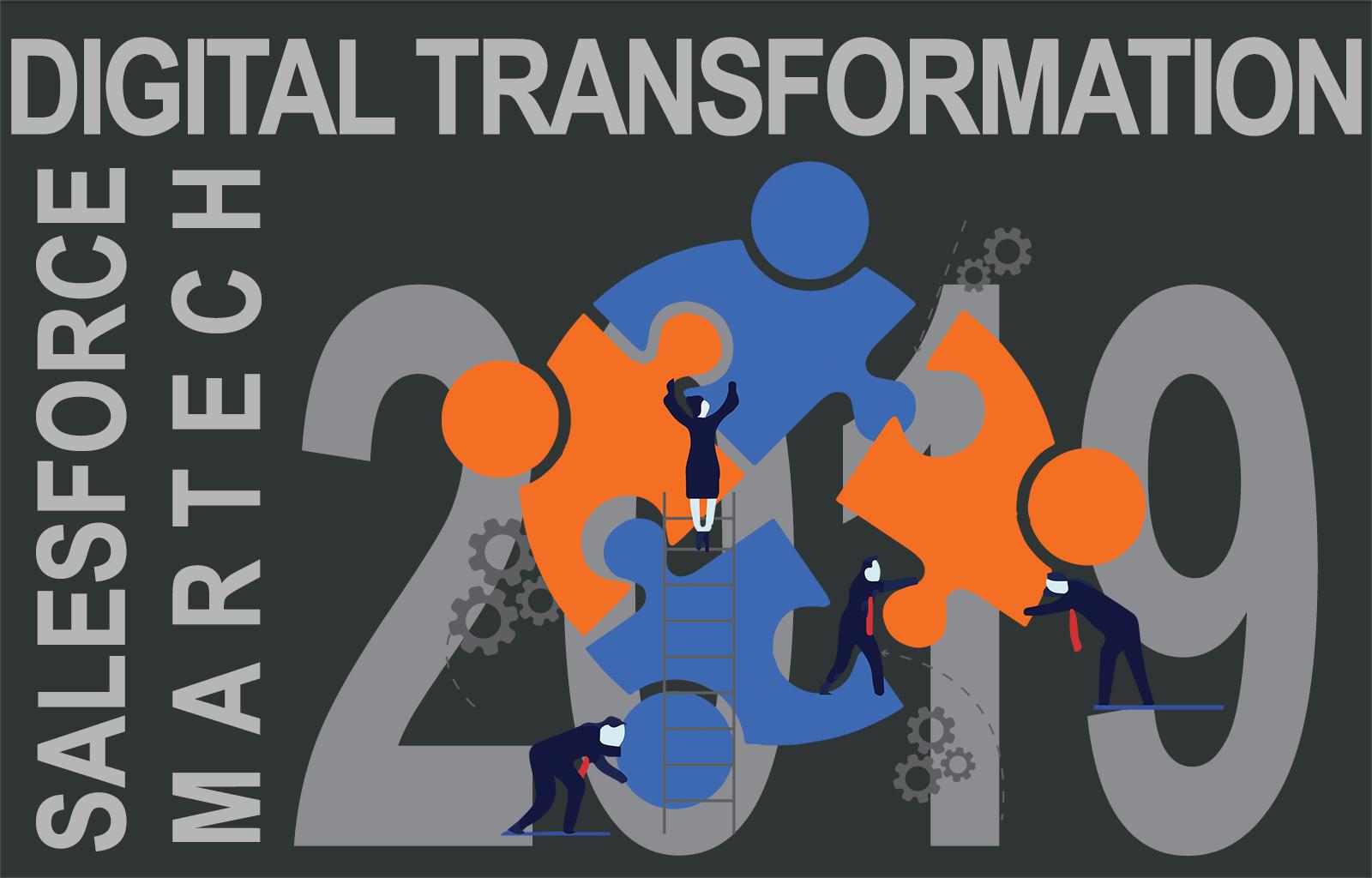 Planning a Digital Transformation: KSA Vision 2030