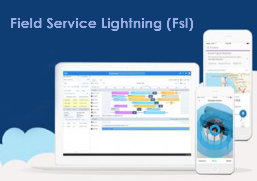 Use Cases of Salesforce Field Service Lightning and Reporting